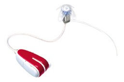Receiver-in-the-Canal/Receiver-in-the-Ear (RIC/RITE) – For mild to severe hearing losses.